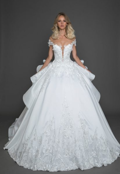 sexy ball gown wedding dress Wedding Dress Kleinfeld