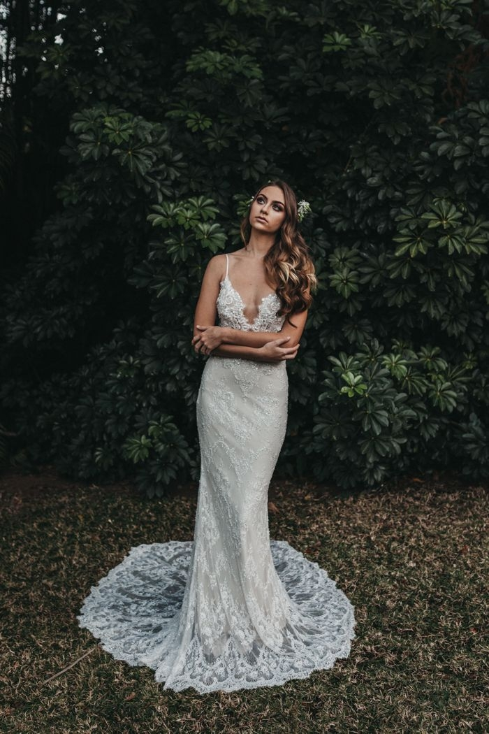 showstopping wedding gowns from south african designer Pretty Wedding Dresses In Michigan