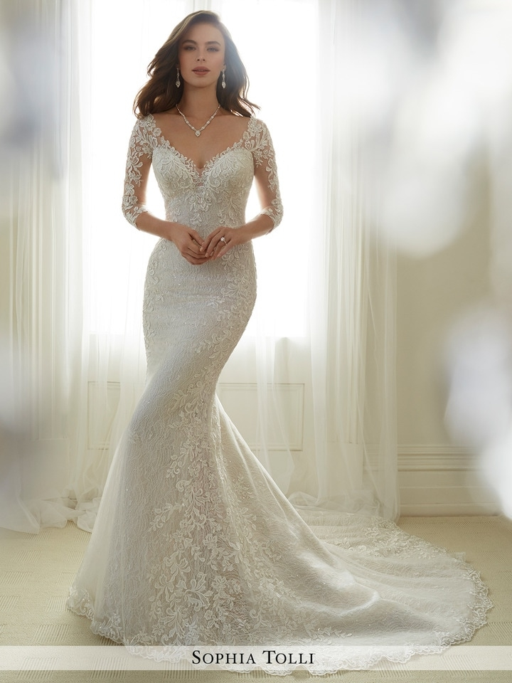 sophia tolli bridal dresses san diego bridal veil Plus Size Wedding Dresses San Diego