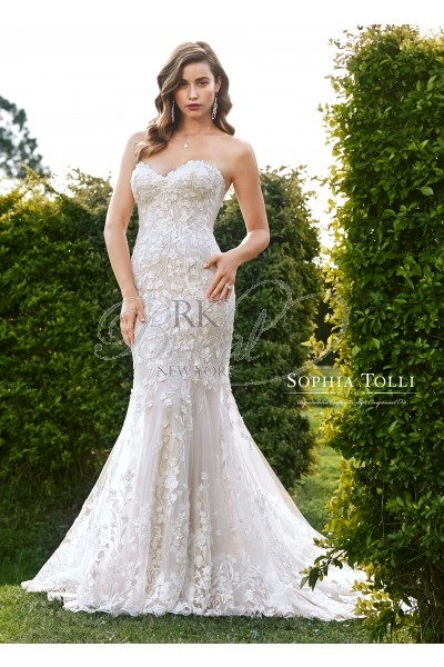 sophia tolli bridal for rk bridal its where you buy your gown Sophia Tolli Wedding Dress s