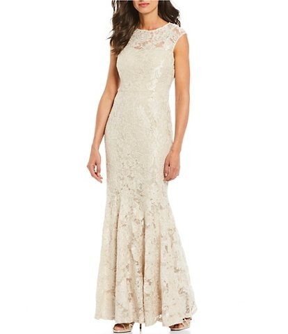 tan womens wedding dresses bridal gowns dillards Dillards Dresses For Wedding