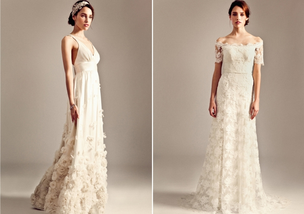 temperley bridal 2014 iris collection weddingsonline Alice Temperley Wedding Dresses