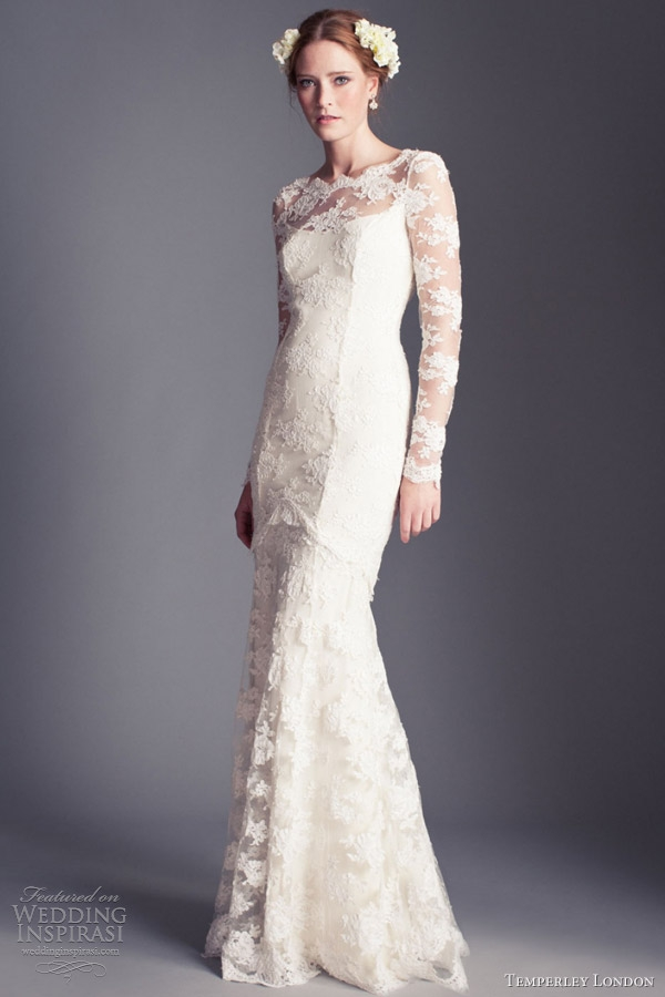temperley london wedding dresses 2013 florence bridal Temperley London Wedding Dress