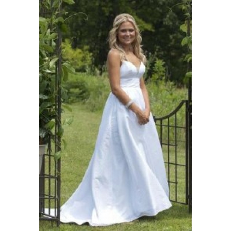 tess custom wedding dress in movie 27 dresses 27 Dresses Tess Wedding Dress
