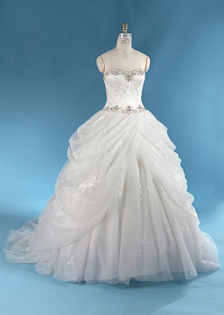 the belle wedding gown from the alfred angelo bridal Belle Wedding Dress Alfred Angelo