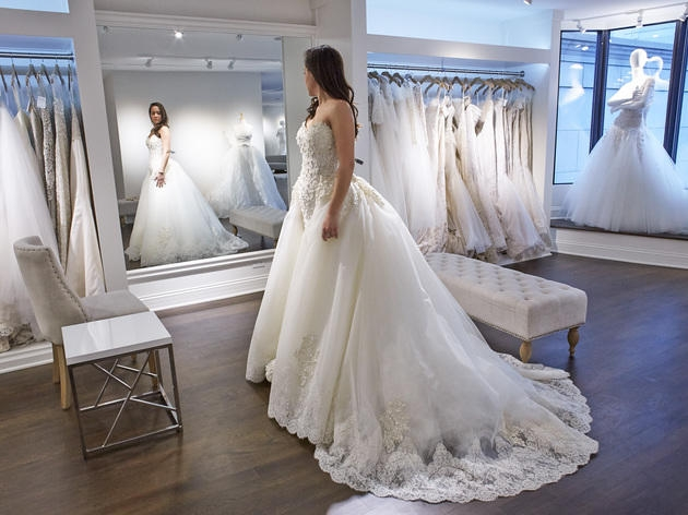 the best bridal shops in chicago for the perfect wedding dress Wedding Dress Consignment Chicago