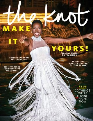 the knot spring 2019 the knot issuu The Knot Lookbook Wedding Dresses