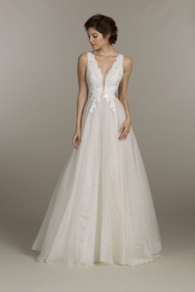 the perfect wedding dress for your body type Wedding Dress For Broad Shoulders