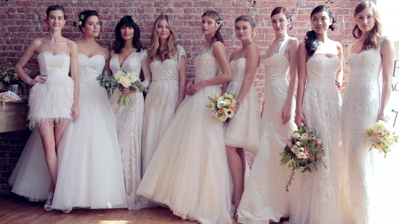 the untold truth of davids bridal Average Pretty Of Wedding Dress Alterations