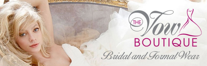 the vow boutique The Vow Wedding Dress Store
