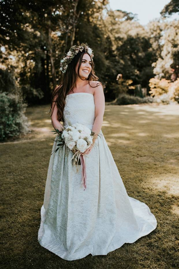 thevowies best of 2018 the most stylish irish brides of The Vow Wedding Dress Store