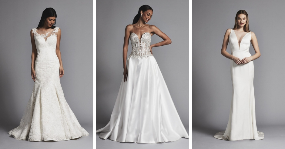 top tips for wedding dress shopping as a petite bride Wedding Dresses For Petite Brides