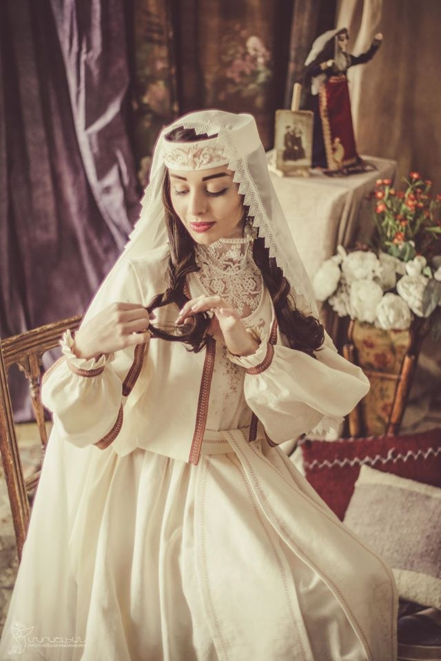 traditional wedding dress cultural weddings wedding estates Armenian Wedding Dress