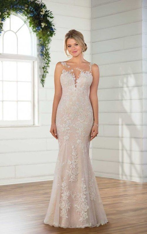try it on at ellies bridal boutique alexandria va Wedding Dresses Alexandria Va