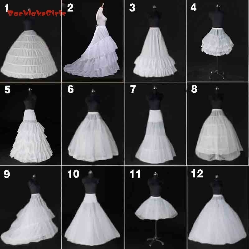 us 1155 18 offbacklakegirls wholesale in stock crinoline petticoat wedding skirt all style tutu hoop underskirt bridal petticoats rockabilly in Crinoline Skirt For Wedding Dress
