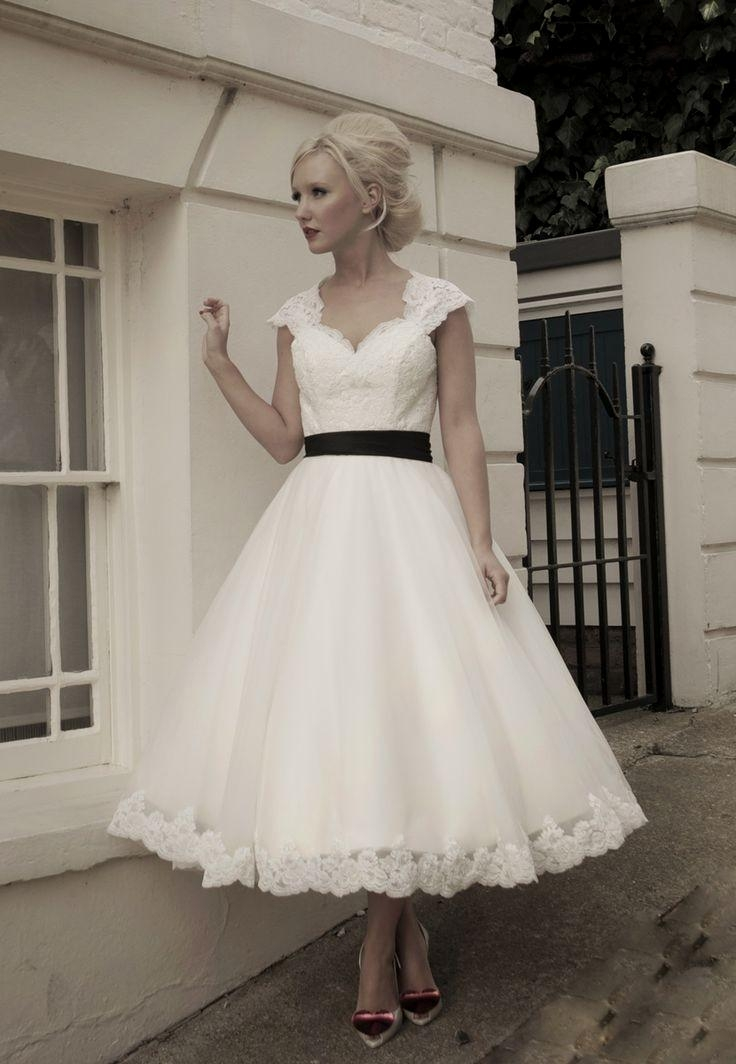 wedding dress in 50s style dress blog edin fifties style Fifties Style Wedding Dress