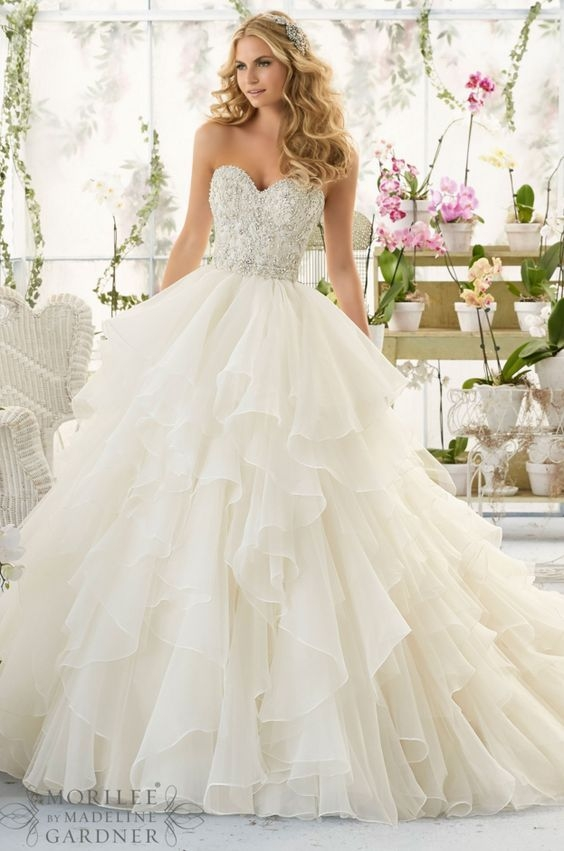 wedding dress inspiration wedding dresses wedding Poofy Wedding Dresses