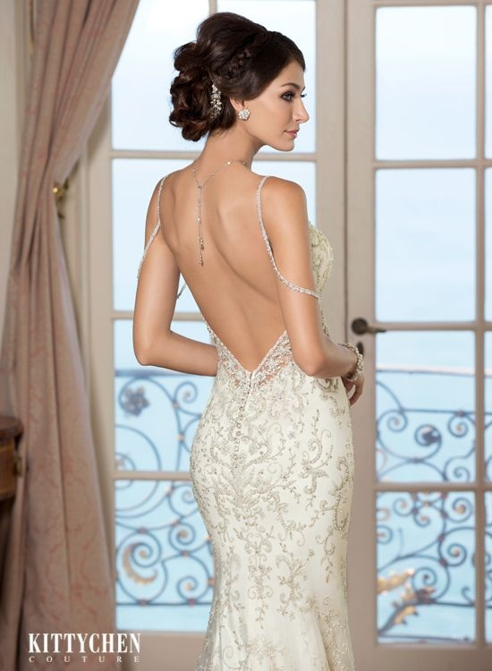 wedding dresses bridal gowns kittychen couture siri Siri Wedding Dresses