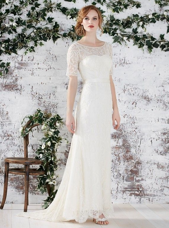 wedding dresses for older brides long sleeve wedding Mature Brides Wedding Dresses