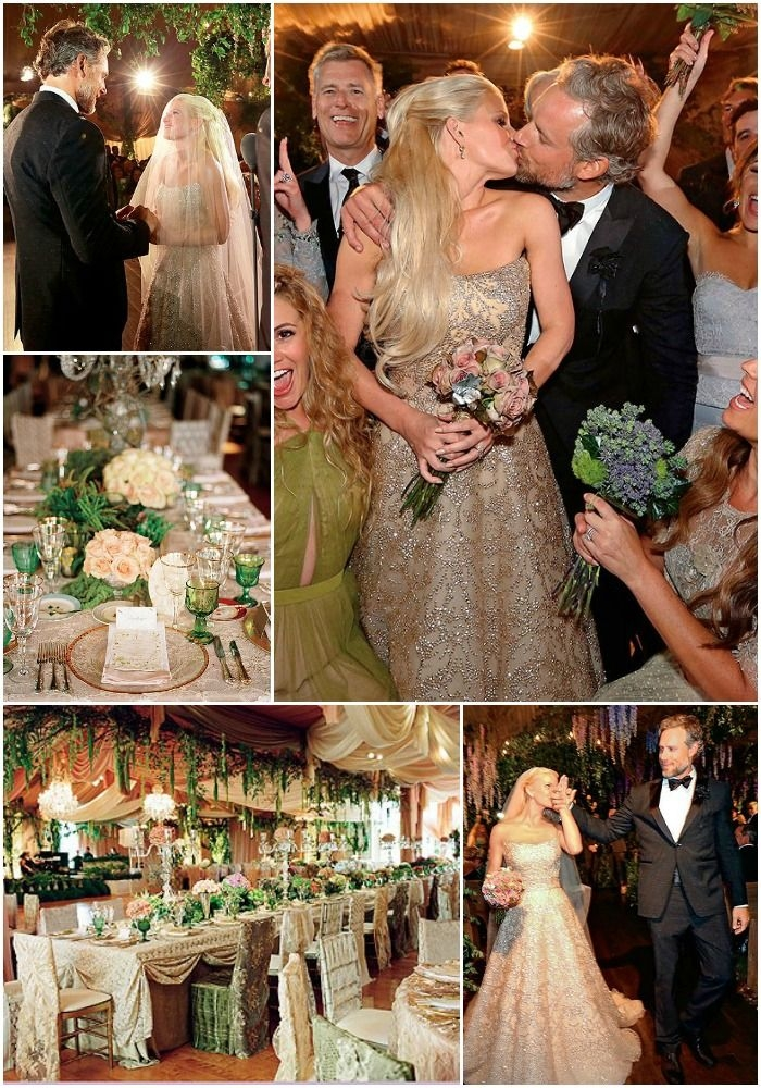 wedding dresses formal gowns celebrity weddings Jessica Simpsons Wedding Dress