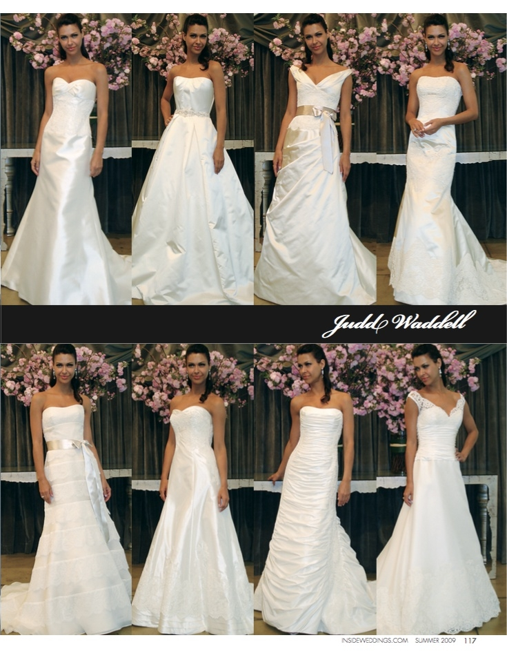 wedding dresses photos judd waddell bridal collection Judd Waddell Wedding Dress