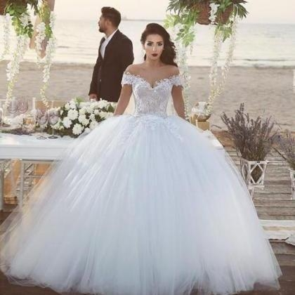 wedding dressesbridal gownsprincess wedding dresses with sash blue bridal dresses a line wedding dressessweetheart sleeveless floor length tulle Princes Wedding Dresses