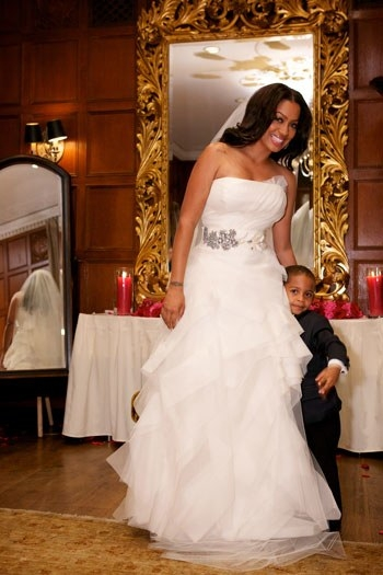 wedding planning la la anthonys 5 wedding tips for you Lala Anthony Wedding Dress