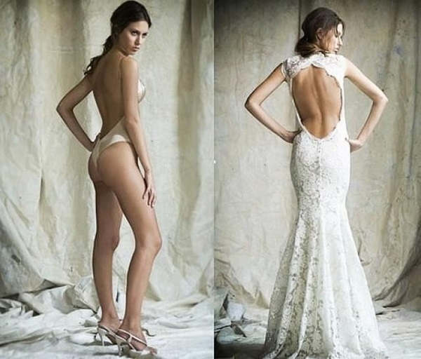 what should i wear under my wedding dress Body Shapers For Wedding Dresses