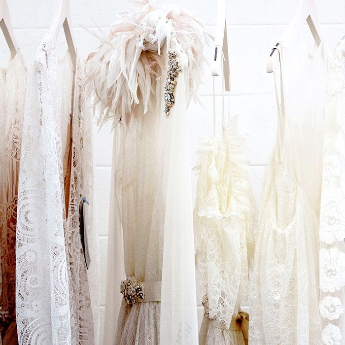 where and how to sell your wedding dress who what wear Resell Your Wedding Dress