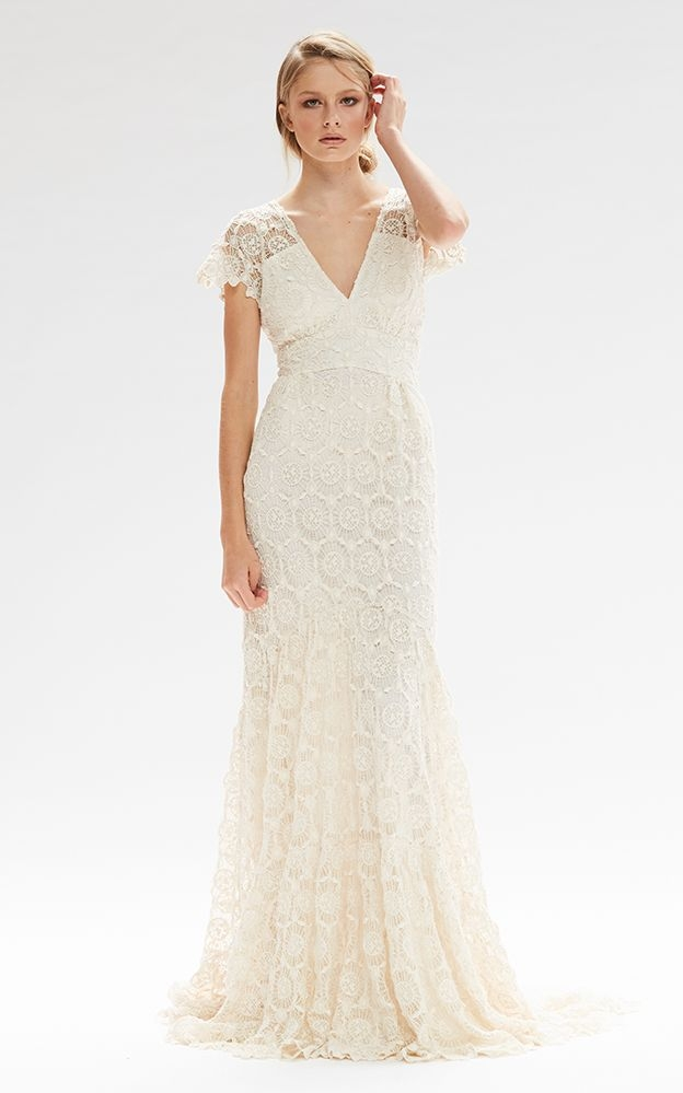 where to buy affordable wedding dresses vox Anthro Wedding Dresses