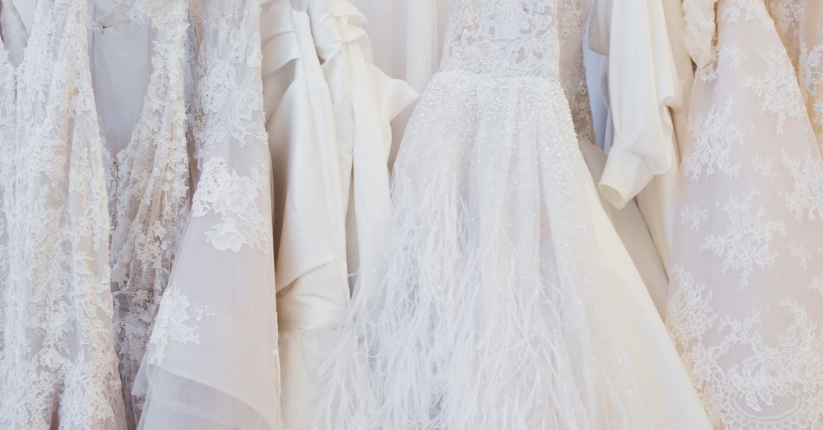 where to resell your wedding dress vox Reselling Wedding Dress