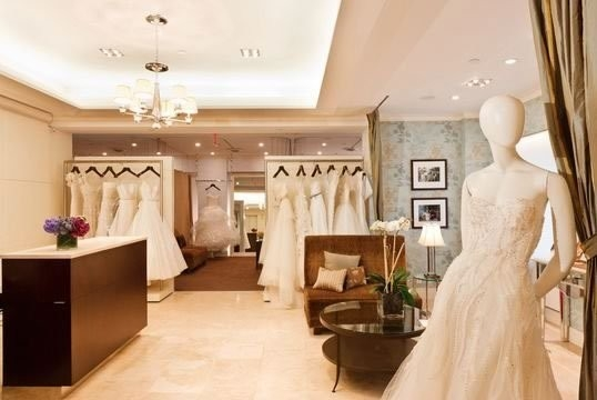 where to shop for a wedding dress in new york city Bergdorf Goodman Wedding Dresses