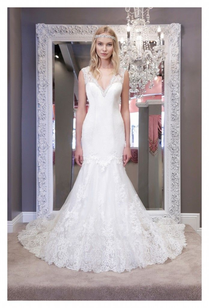 winnie couture wedding dresses 2016 modwedding Winnie Couture Wedding Dresses