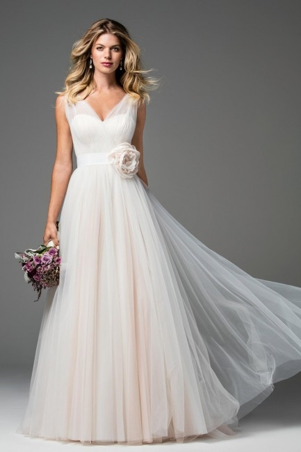 wtoo 18610 agnessa wedding dress Wtoo Wedding Dresses