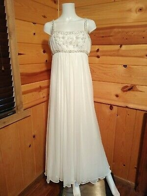 wtoo brides watters wedding dress size 10 beaded sequins Watters Wedding Dress s