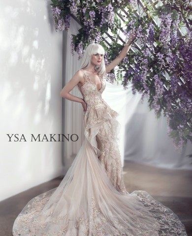 ysa makino kleinfeld bridal Ysa Makino Wedding Dress