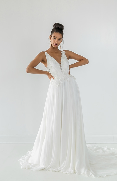 yvonne wedding dress ivy aster the dressfinder canada Ivy And Aster Wedding Dresses