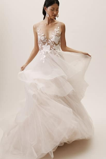 10 best elopement wedding dress styles the foxes Eloping Wedding Dresses