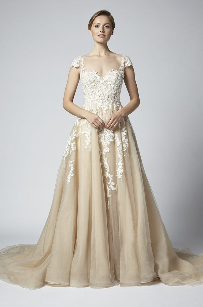 11 nontraditional wedding gowns that let you be you Untraditional Wedding Dresses