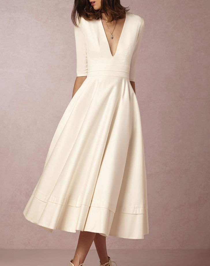 12 nontraditional wedding dresses for the non basic bride Untraditional Wedding Dresses