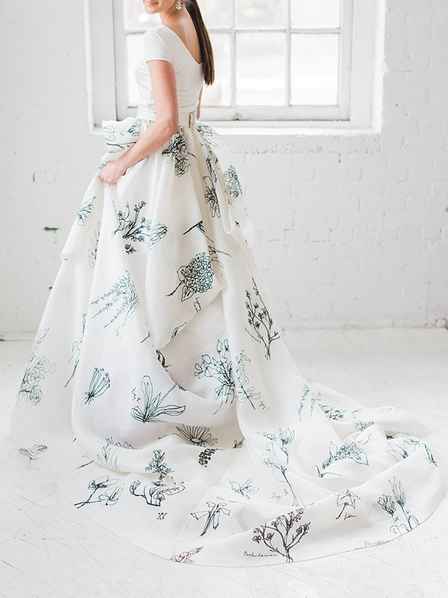 19 non traditional wedding dress ideas snippet ink Untraditional Wedding Dresses