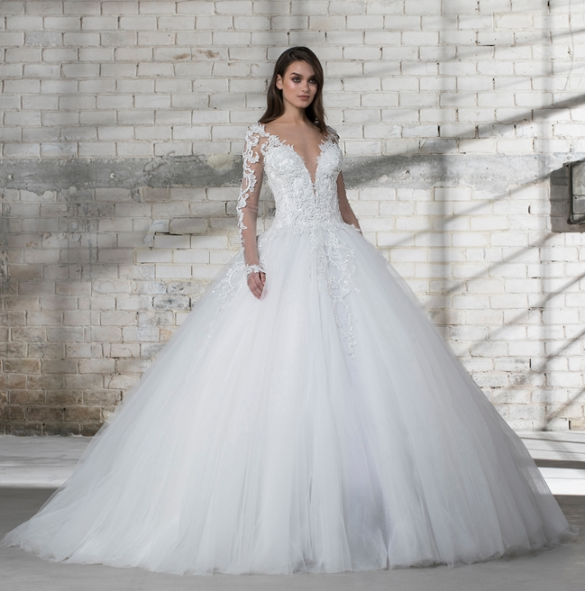 2019 love pnina tornai collection most expensive Pnina Tornai Ball Gown Wedding Dresses