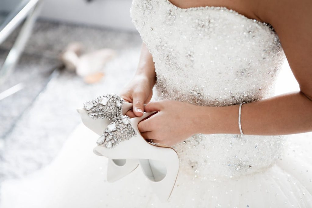 a guide to wedding dress care Wedding Dress Cleaning And Preservation Pretty
