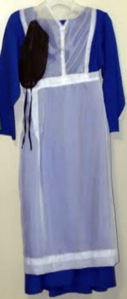 amish wedding dress the next time she will wear this dress Amish Wedding Dresses
