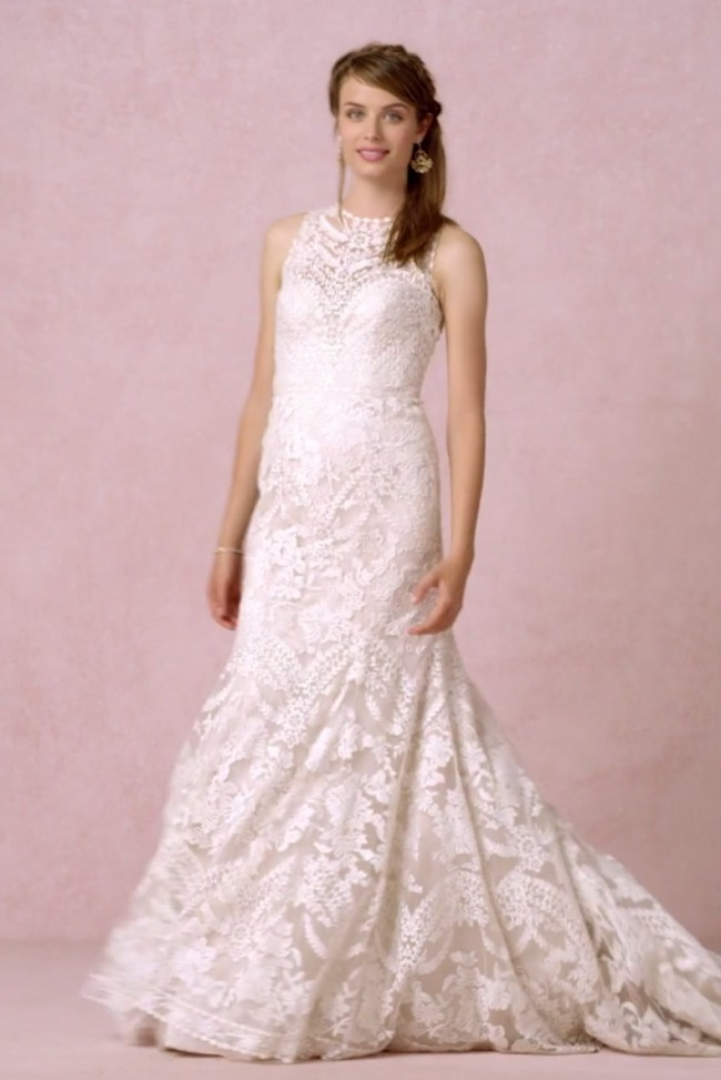 bhldn adalynn gown style 34329490 wedding dress on sale 68 off Bhldn Used Wedding Dress