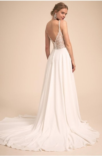 bhldn beloved size 4 Bhldn Used Wedding Dress