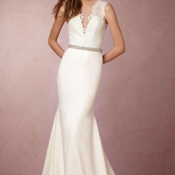 bhldn maeve used wedding gown Bhldn Used Wedding Dress