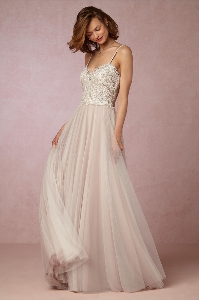 bhldn size 0 Bhldn Used Wedding Dress