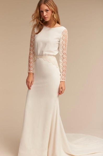 bhldn sol gown size 8 Bhldn Used Wedding Dress