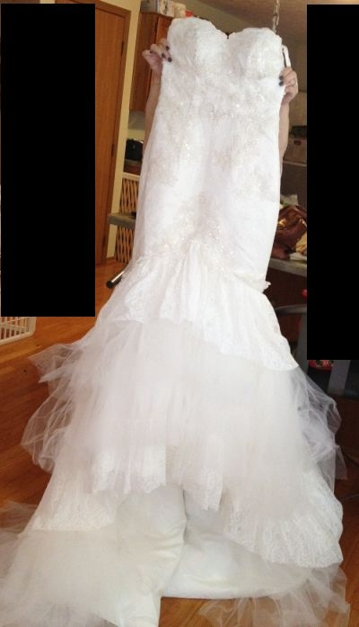 bought a wedding dress off dhgate it is beautiful Dhgate.Com Wedding Dress Reviews